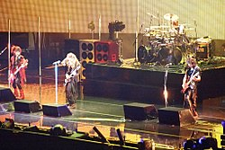 L'Arc~en~Ciel, 2012 im Madison Square Garden