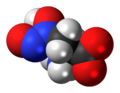 L-Alanosine zwitterion 3D spacefill.png
