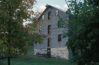Little Buffalo Historic District - Image: LITTLE BUFFALO HISTORIC DISTRICTY