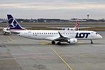 LOT, SP-LMC, Embraer ERJ-190STD (46906570444).jpg