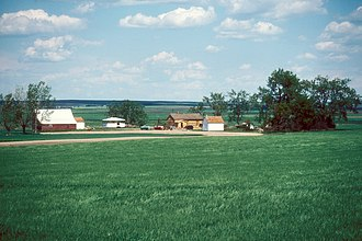 National Register of Historic Places listings in Emmons County, North Dakota - Image: LUDWIG AND CHRISTINA WELK HOMESTEAD