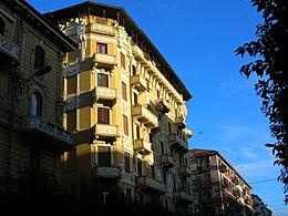 Palazzo maggiani wikipedia for Marletto arredamenti la spezia