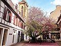La cour Waldner Stephan à Colmar au printemps.jpg