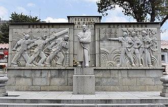 José Manuel Pando - Image: La paz cementerio general pando