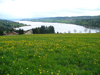 Lac de Saint-Point Printemps.JPG