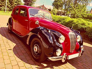 Lagonda 2.6-Litre Motor vehicle