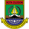 Official seal of Cilegon