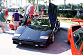 Lamborghini Countach 1989 25th Anniversary LSideFront CECF 9April2011 (14600254922) (2).jpg