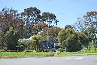 Lancaster, Victoria Town in Victoria, Australia