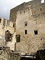 Landštejn, hrad, nádvoří 01.jpg