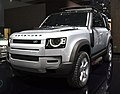 Land Rover Defender (L663) at IAA 2019 IMG 0466.jpg