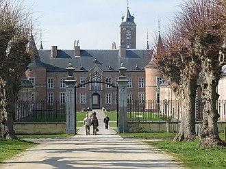 Bilzen - Image: Landskommanderij, Alden Biesen