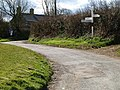 Lane Cross - geograph.org.uk - 742953.jpg