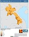 Lao, People's Dem. Rep. of Population Density, 2000 (5457015159).jpg