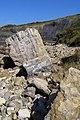 Large block of debris, Egmont Rocks - geograph.org.uk - 900199.jpg