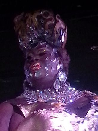 Latrice Royale - Royale performing in June 2013