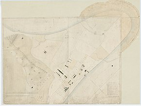 Layout of Brisbane Town, Moreton Bay, c 1839.jpg