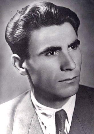 Prime Minister of Macedonia - Image: Lazar Koliševski, foto