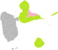 Le Moule (Guadeloupe) dans son Arrondissement.png