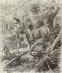 Le dernier des Mohicans - Cooper James - Andriolli - Huyot - p35.jpg