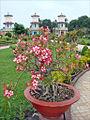 Le jardin du grand temple du Caodaïsme (Tay Ninh) (6582737359).jpg