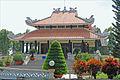 Le mémorial du Président Ton Duc Thang (île du Tigre, Vietnam) (6635519741).jpg