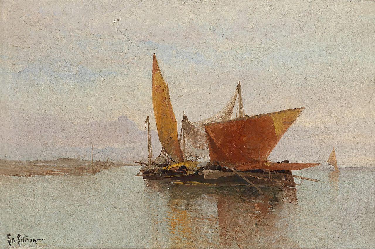 Lea von Littrow Segelboote.jpg
