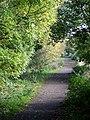 Leapgate Railway Walk, Stourport, Worcestershire - geograph.org.uk - 1026493.jpg