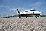 Learjet 45 (561112136).jpg