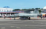 Left Side of ROCAF RF-5E 5503 Display at Hualien AFB Apron 20170923La.jpg