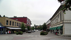 Elverum in August 2006
