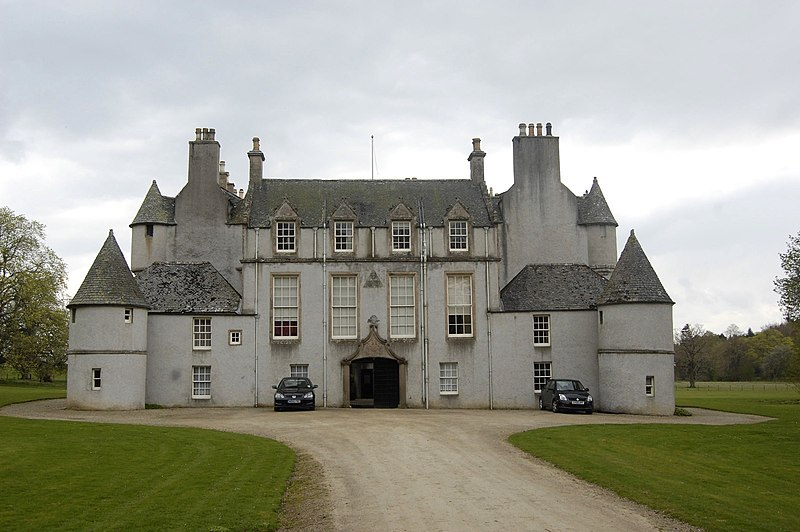 File:Leith Hall (rear elevation) - geograph.org.uk - 1273765.jpg