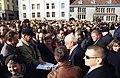 Lennart Meri, Eesti president Raekoja platsil 99.jpg