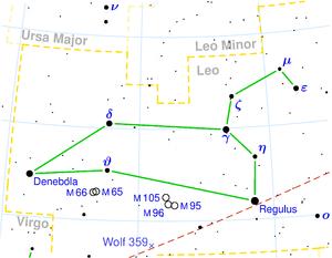 しし座ガンマ星's relation image