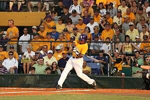 2008 LSU Tigers baseball team - LSU freshman Leon Landry