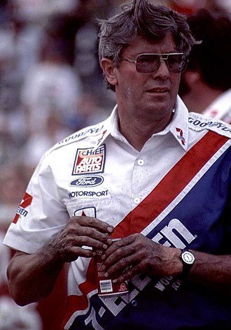 Leonard Wood (racing) - Image: Leonard Wood NASCAR7Eleven