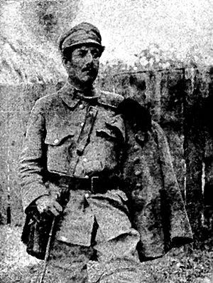 Leopold Gottlieb - Gottlieb during World War I