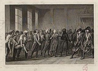 Federalist revolts 1793 uprisings in Revolutionary France