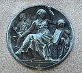 Lessingdenkmal detail (Lessingplatz) - Braunschweig, Germany - DSC04227.JPG