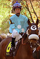 "Lexington Kentucky - Keeneland Race Track ""Jockey in Autumn"" (2144401039) (2).jpg"
