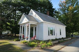 Holland, Massachusetts Town in Massachusetts, United States