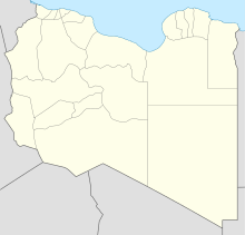 MJI is located in Libya