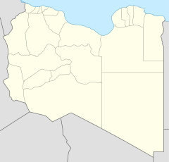 Sabha is located in Líbia