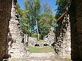 Lielvārde Castle ruins 02.JPG
