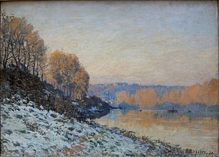 Port-Marly, Frost