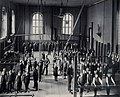 Linggymnastik Gymnastiska Centralinstitutet Stockholm pojkar 1893 gih0155.jpg