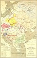 Linguistic and political map of Eastern Europe, Casimir Delamarre, 1868.jpg
