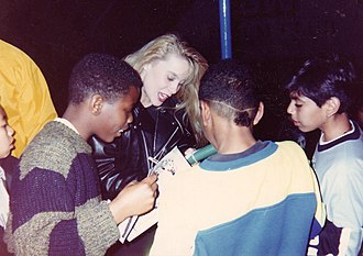 Lisa Joann Thompson - Lisa Joann Thompson, early 1990s