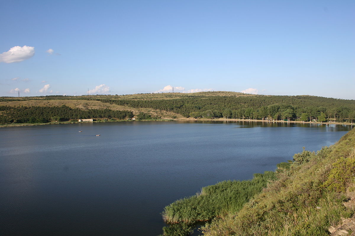 Lisi Lake - Wikipedia