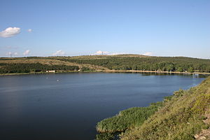 Lisi Lake - Image: Lisi Lake